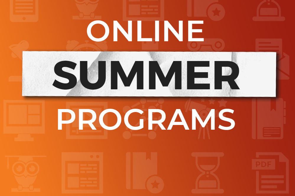 2020 Online Summer Programs